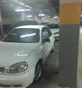 Chevrolet Lanos 2007г