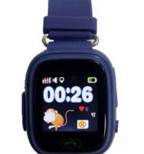 Детские часы со встроенным GPS!!!