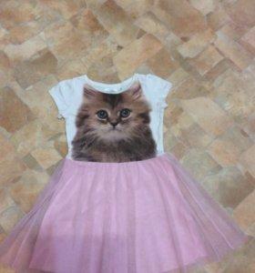 Платье р 98-104