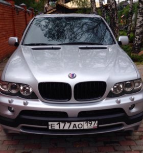 BMW X5 4,6iS Alpina