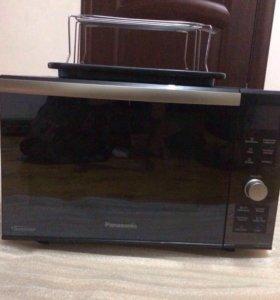 Микроволновая печь- духовка