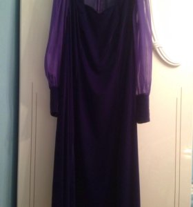Нарядное платье р.52