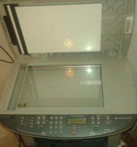 Принтер сканер копир факс