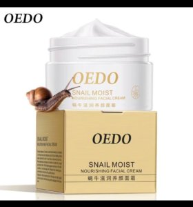 ОEDO чудо-крем с улиткой
