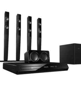 Philips HTS3593 3D Blu-ray