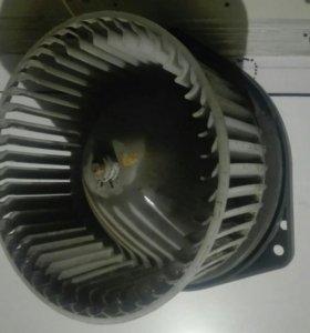 Мотор печки на ванетт