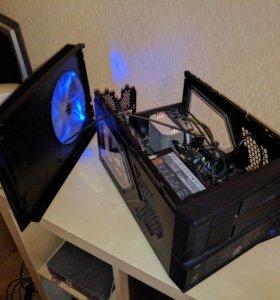 Игровой компьютер 6 ядер/ 12 потоков.