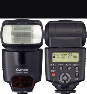 Внешняя вспышка Canon Speedlite 430 EX
