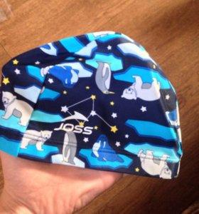 Детская шапочка для плавания JOSS