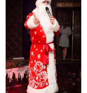 Достойные костюмы Деда Мороза