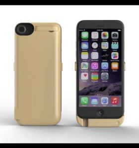Чехол батарея для IPhone 6-7 (айфон)