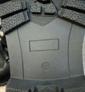 Мужские зимние ботинки 50 размера