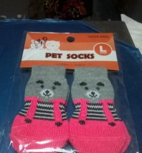 Носки для собак и кошек