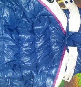 Куртка на 1,5-2г