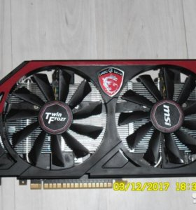 MSI GeForce GTX 750 Ti
