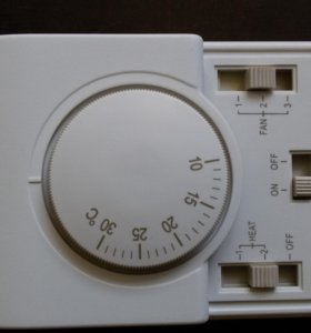Настенные терморегуляторы