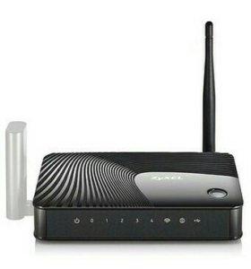 Универсал Wi-Fi роутер под модем/провод