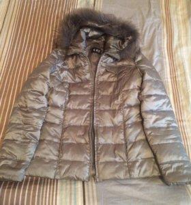Новая тёплая курточка