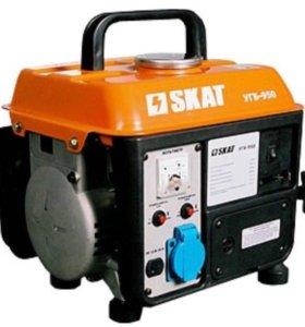 Бензиновый генератор 950 Вт