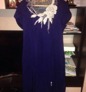 Женское платье 48-50р