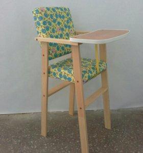 Детский стульчик для кормления, новый. Доставка