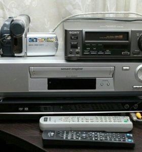 Комплект для оцифровки любых видеокассет