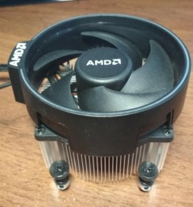 Кулер AM4 AMD Wraith spire LED