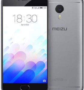 Смартфон Meizu m3 note 16 gb