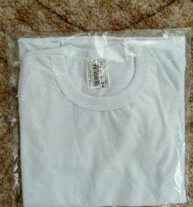 Новая футболка рост 86см