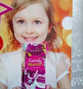 Парфюмерная вода для девочек Кэнди Хэвен