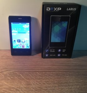 Сотовый телефон DEXP Larus Z1