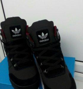 Новые зимние кроссовки Adidas Blauvelt 40-45