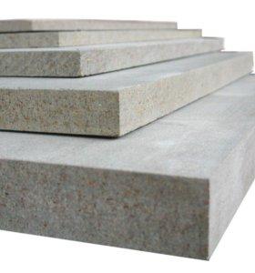 Цементно-стружечная плита 8мм