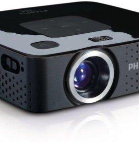 Проектор philips picopix