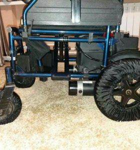 Чехлы для инвалидной коляски
