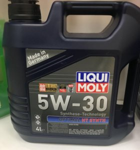 Масло моторное LIQUI MOLY Optimal Synth 5W30 4L
