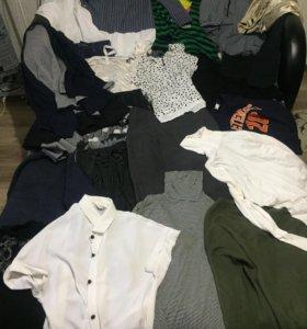 Пакет вещей на девушку