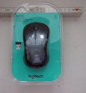 Беспроводная мышь logitech m310