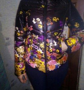 Куртка женская осень-весна р46-48