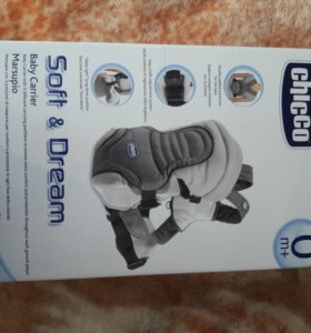 Переноска Chicco Soft & Dream