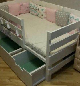 Детская - подростковая кровать
