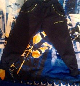 Спортивные штанишки( 98 размер) за все 400 р