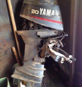 Мотор Ямаха