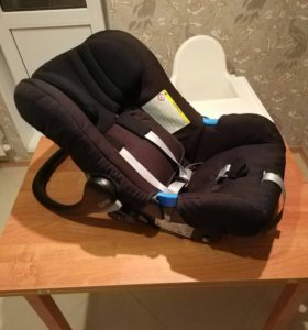Автокресло Roemer Baby Safe Plus, 0+ (0-13 кг)