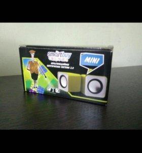 Колонки smartbuy mini