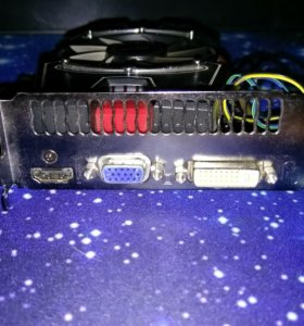 Продам видеокарту ASUS Geforce GTX 550 Ti