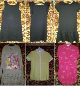 Одежда для девочки рост 134-158