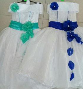 Нарядные платья. Новые.