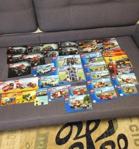 LEGO Лего наборы
