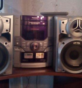 CD-стереосистема SC-VK31